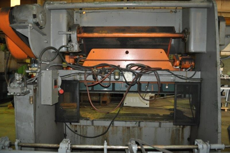 55 TON CHICAGO D & K PRESS BRAKE