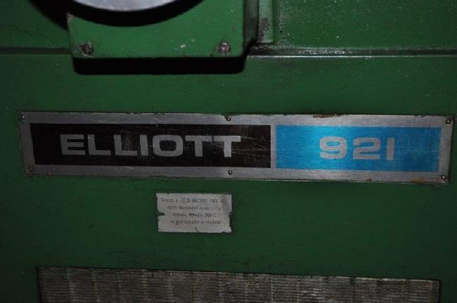 9″ x 21″ ELLIOT SURFACE GRINDER