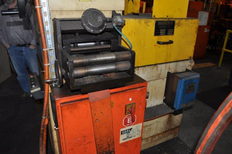 90 TON BRUDERER BSTA 90 HL HIGH SPEED PRESS