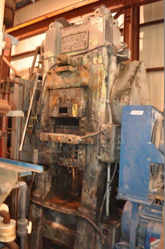 250 TON MINSTER KNUCKLE JOINT PRESS
