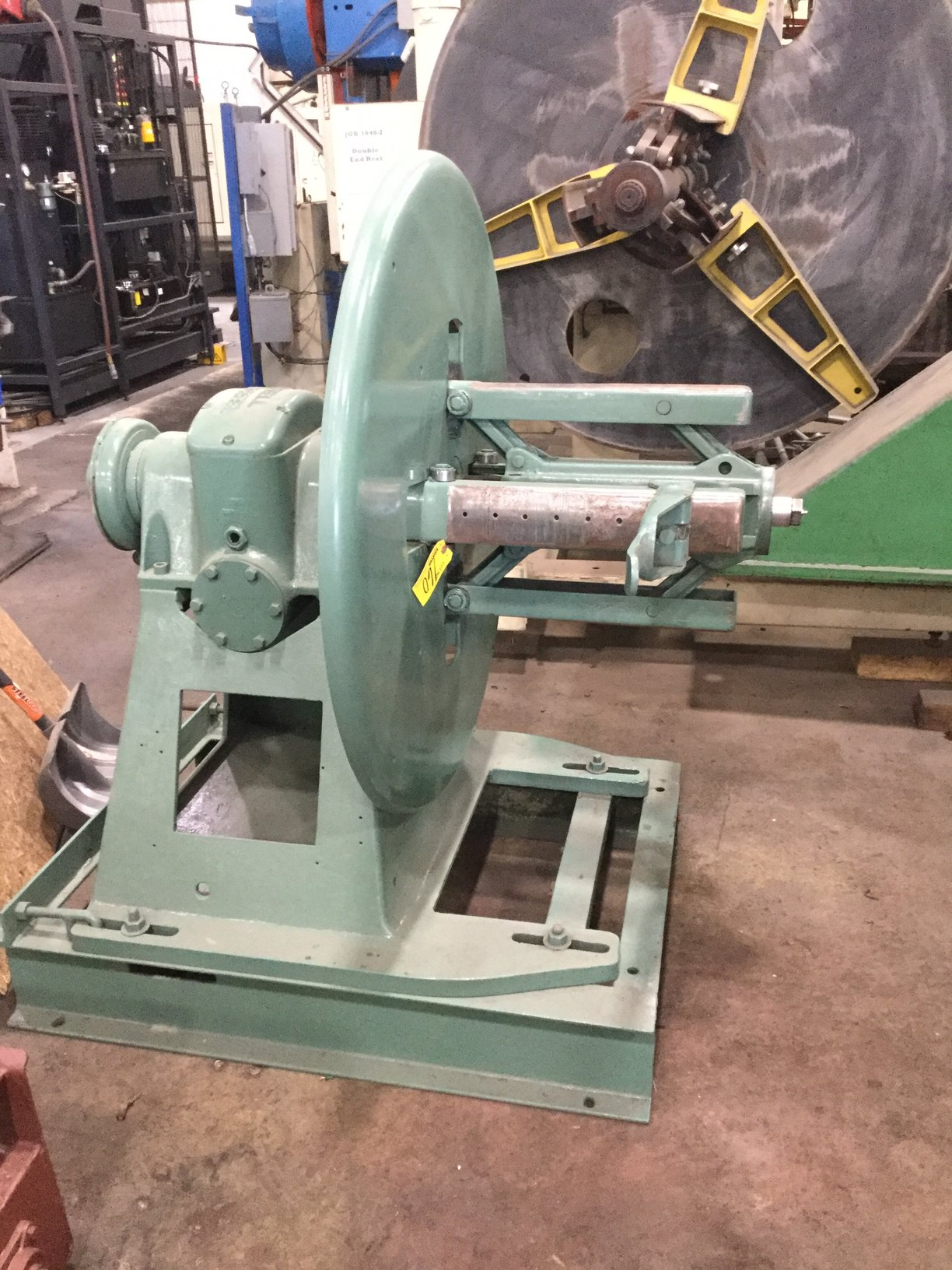4000 LB LITTELL AUTOMATIC CENTERING REEL