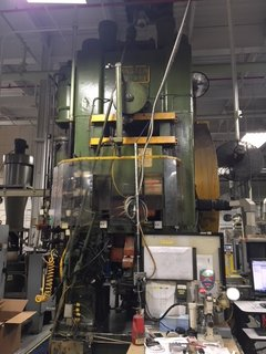 800 TON MINSTER KNUCKLE JOINT PRESS