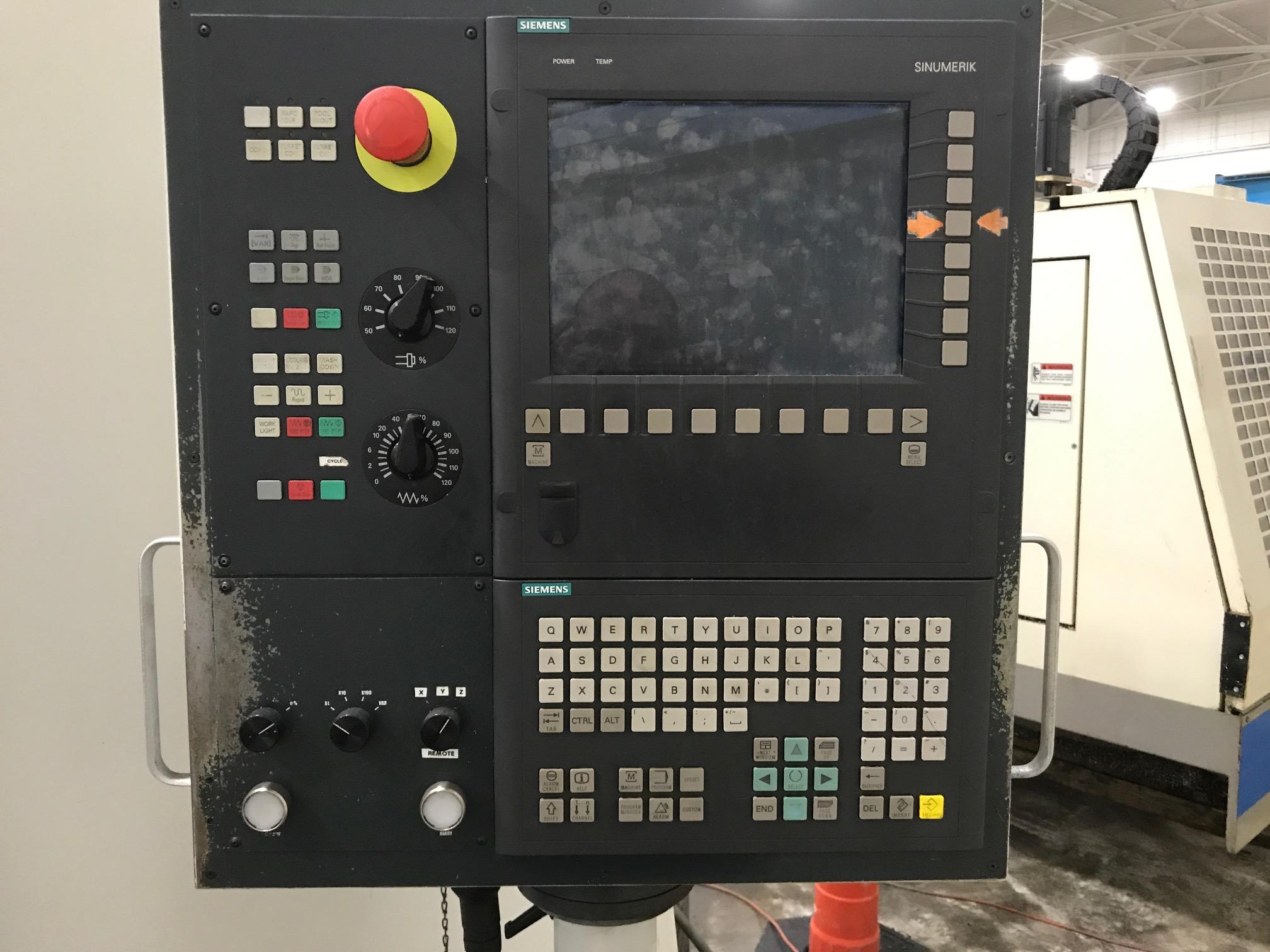 FADAL MODEL VMC4525 CNC VERTICAL MILL