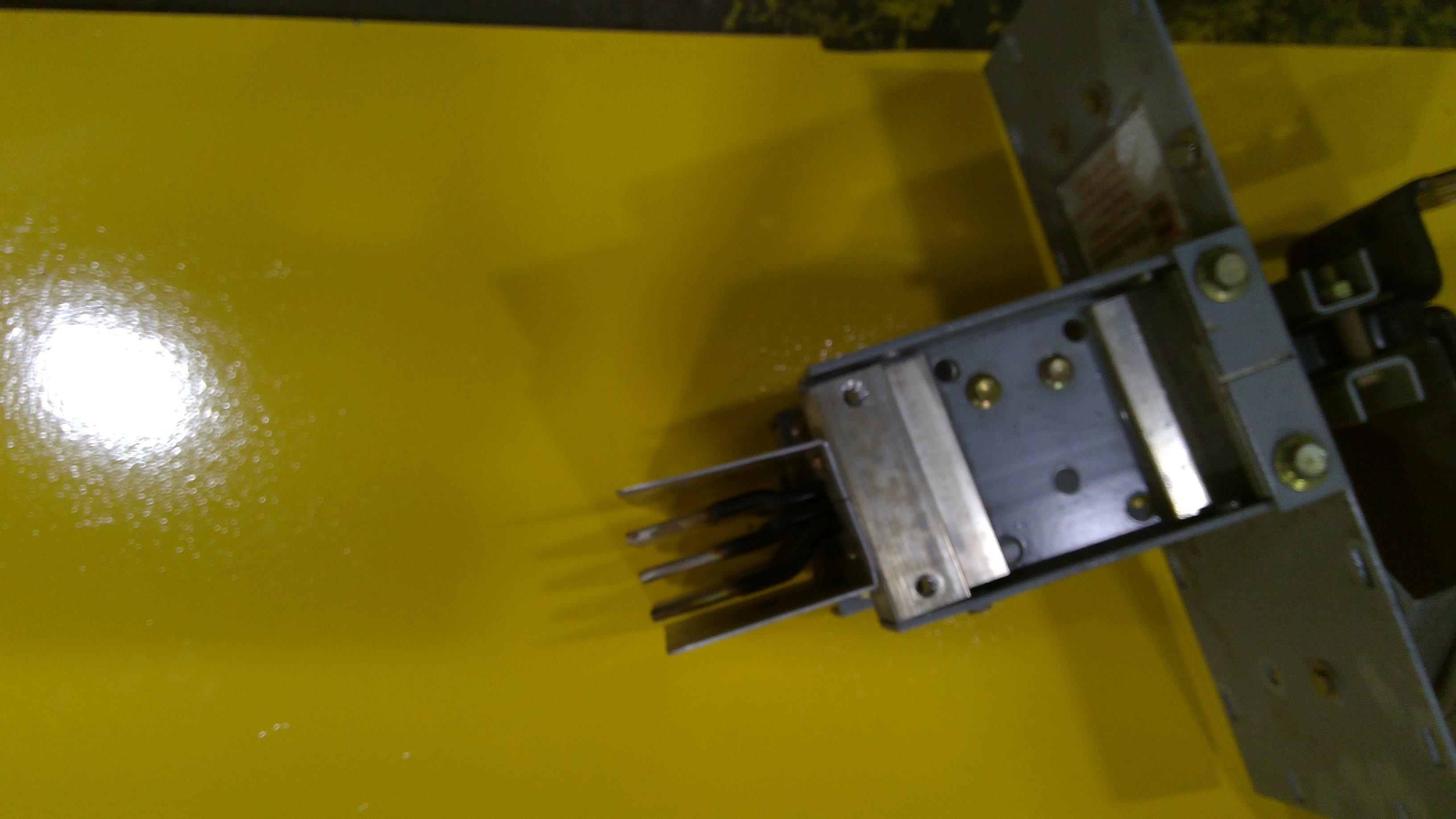 EATON CUTLER-HAMMER POW-R-WAY III 1600 AMP BUSWAY CONNECTOR