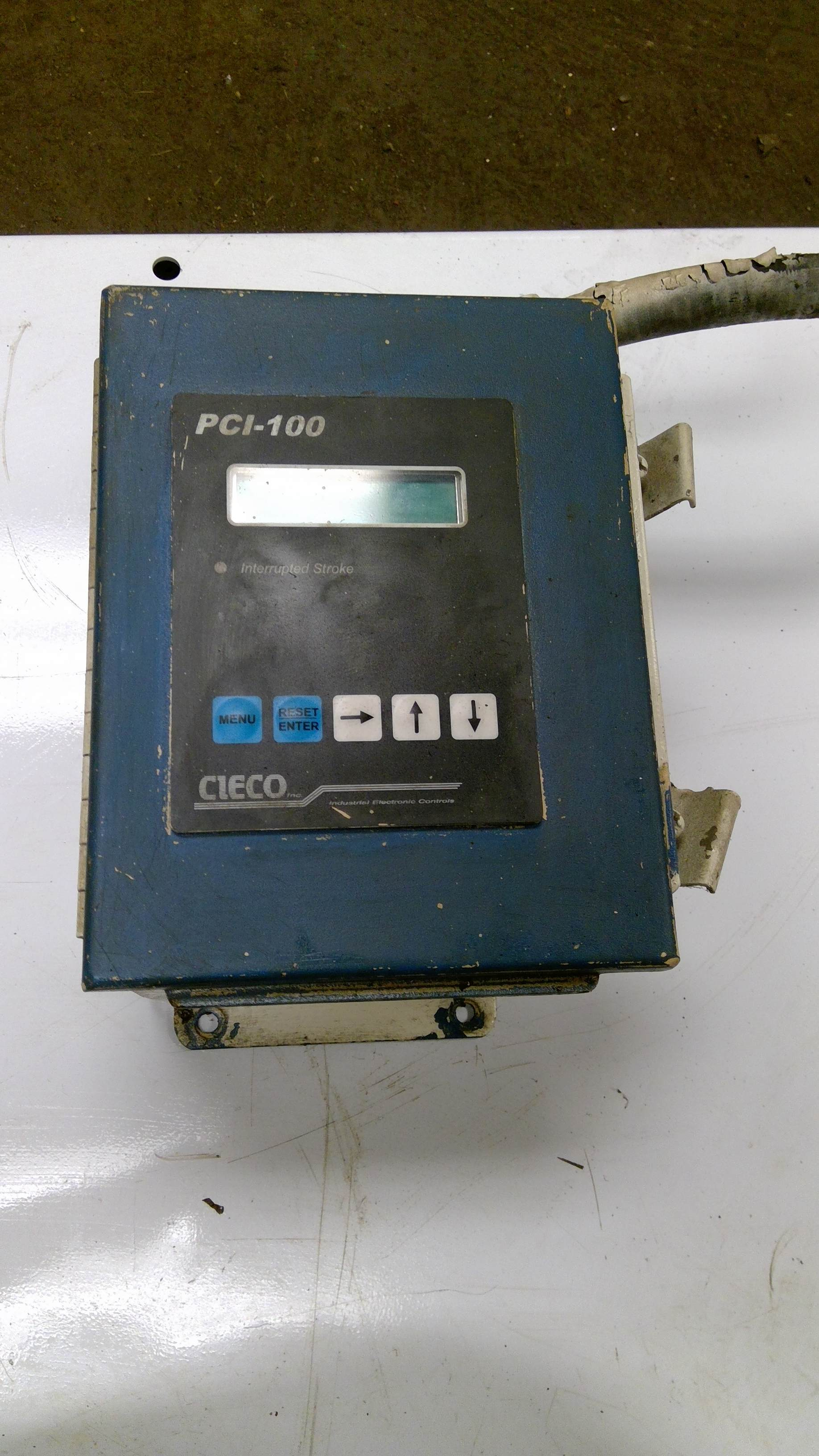CIECO PCI-100 8 INPUT DIE PROTECTION CONTROLLER