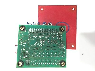 MINISTER 17 CHANNEL MONITOR FLOW CIRCUIT BOARD BUL-490-0253