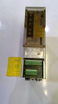 INDRAMAT TDM 1.2-50-300-W1-115 SERVO CONTROLLER