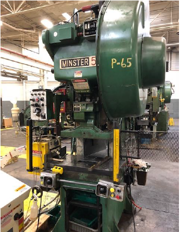 45 TON MINSTER #5 OBI PRESS