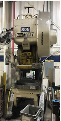 75 TON MINSTER FLYWHEEL O.B.I. PRESS