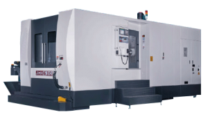 Kent CNC JMH-630CNC Horizontal Machining Center with APC