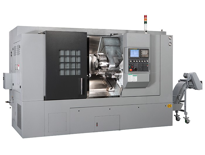 Kent KLM-300SY CNC Sub Spindle Complex Turning Center
