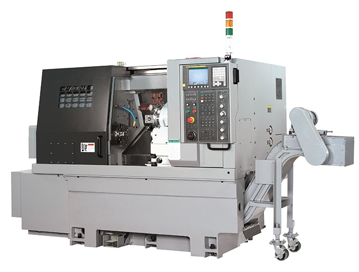 Kent KLR-20 2-Axis CNC Lathe – Turning Center