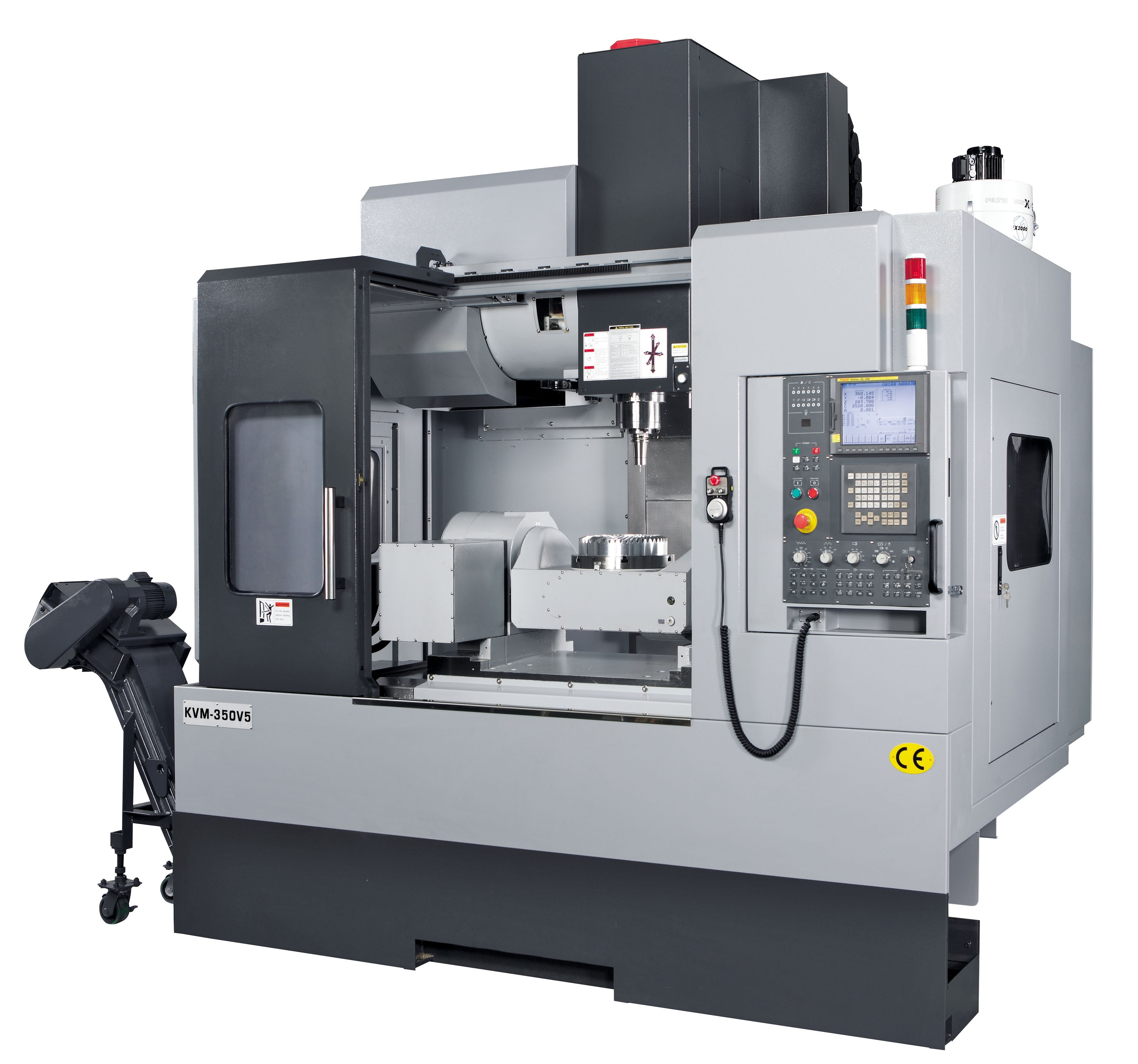 Kent KVM-350V5 - 5 Axis Machining Center