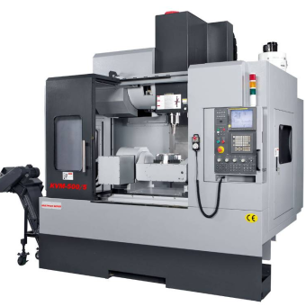Kent KVM-500V5 5-Axis Vertical Machining Center