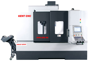 Kent KVR-160 Box Way Vertical Machining Center