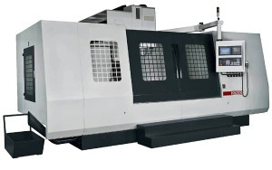Kent KVR-2200 Box Way Vertical Machining Center