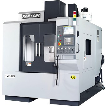 Kent KVR-60 Linear Guide Way Vertical Machining Center