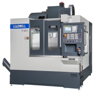 Leadwell CNC Vertical Machining Centers (Value Line)