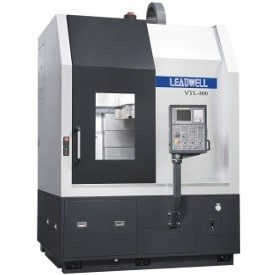 Leadwell CNC Vertical Turning Centers (by Special Order)