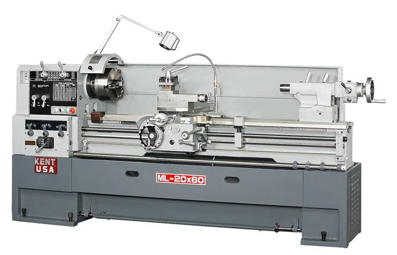 Kent ML-2060T Manual Precision Lathe