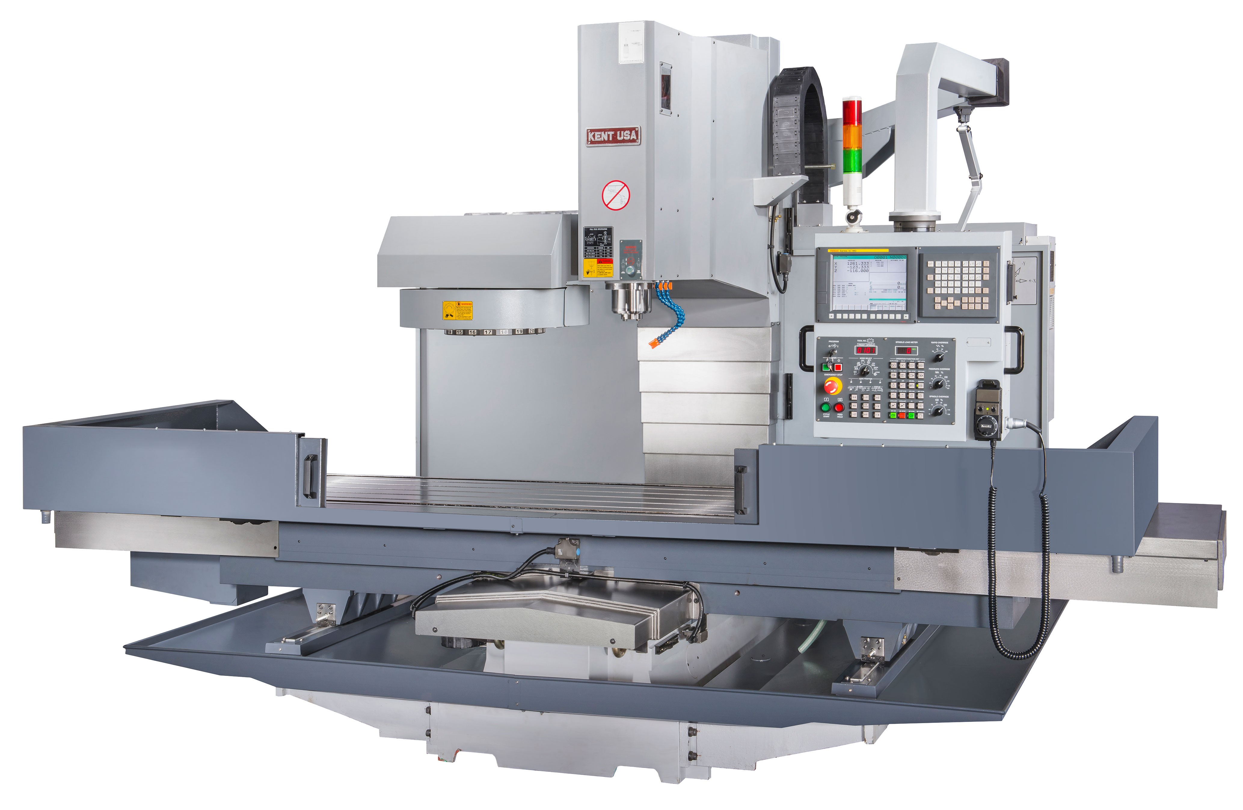 Kent S-2000 Bed Mill