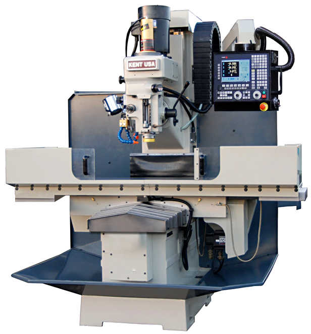 Kent TW-40QI/MCO Bed Mill