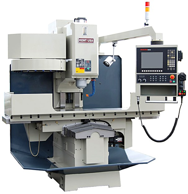Kent TW-50MCO Bed Mill