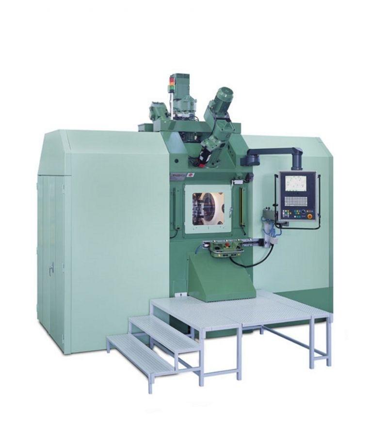 Riello Sistemi Trunnion Transfer Machine