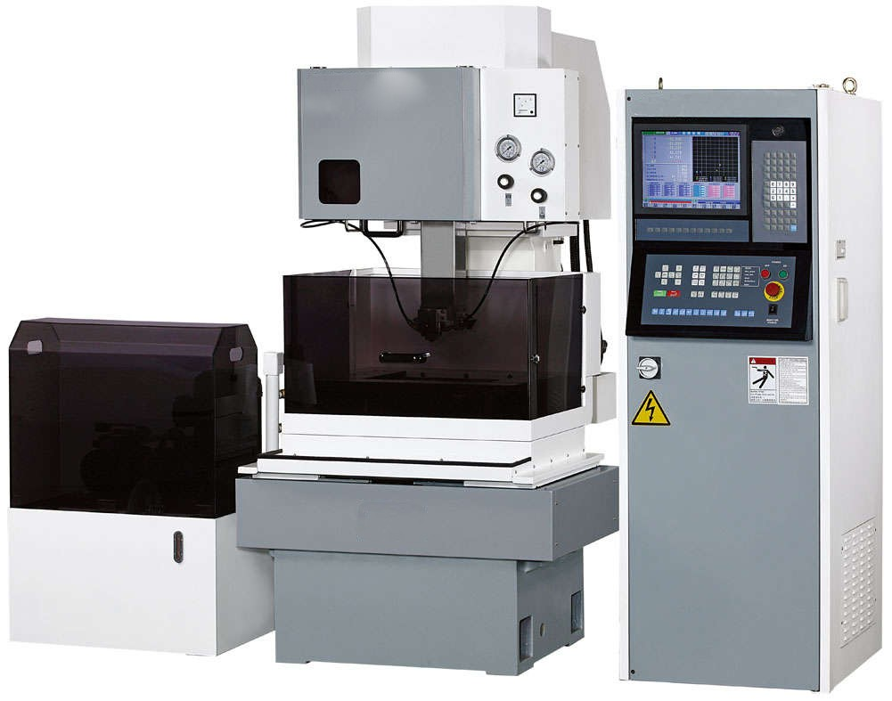Kent WFi-70 Wire Cut Flushing Type Electrical Discharge Machine (EDM)