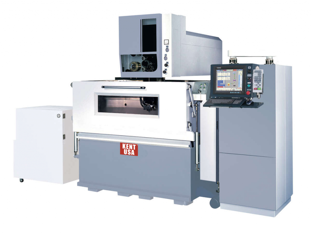 Kent -860H Double Column Wire Cut Submerge Type Electrical Discharge Machine (EDM)
