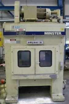 "MINSTER TR2-30 ""PULSAR"" HIGH-SPEED, DOUBLE CRANK, STRAIGHT-SIDE PRESS"
