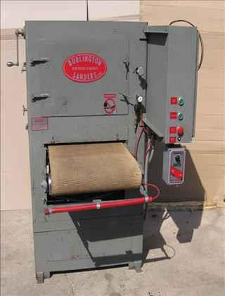 BURLINGTON S24X48 METAL BELT SANDER