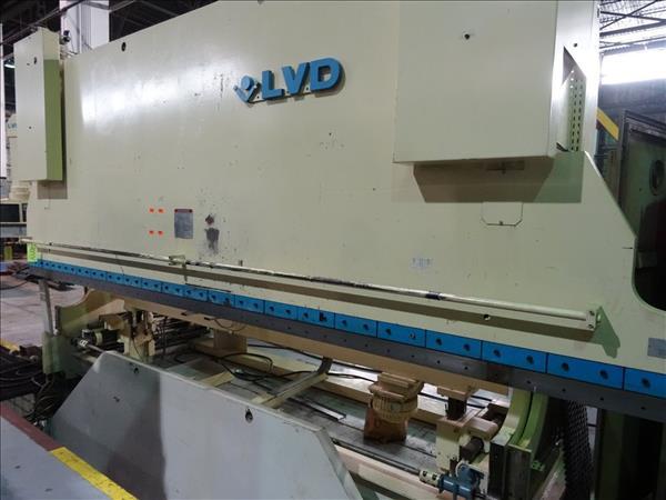 LVD 240-BH-16 7-AXIS CNC PRESS BRAKE