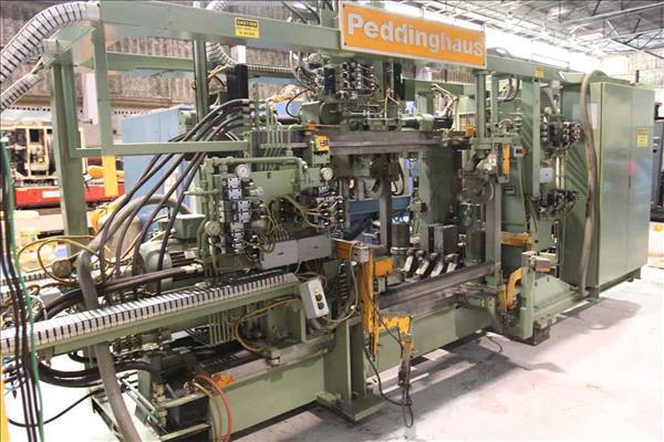 PEDDINGHAUS TDK 1250/9G CNC BEAM DRILL LINE
