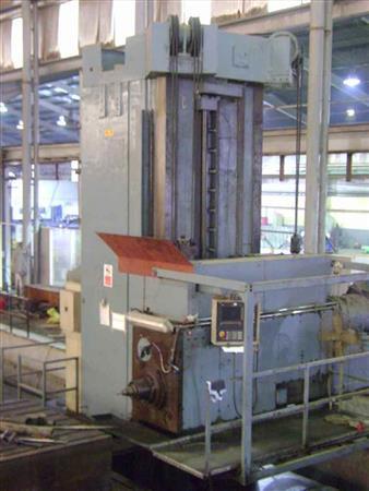 TITAN 200MM CNC HORIZONTAL BORING MILL