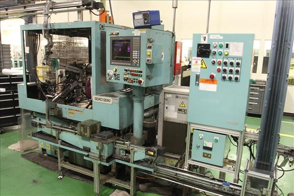 SEIKO SEIKI SCG 15 CNC EXTERNAL GRINDER
