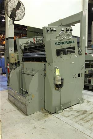 "SONORUKA LL-15130V 51"" X .059"" LEVELER"