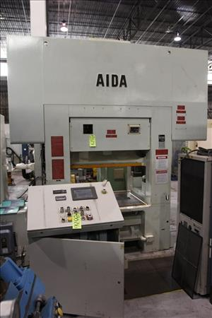 AIDA HMX-800U(S) HIGH SPEED PRESS