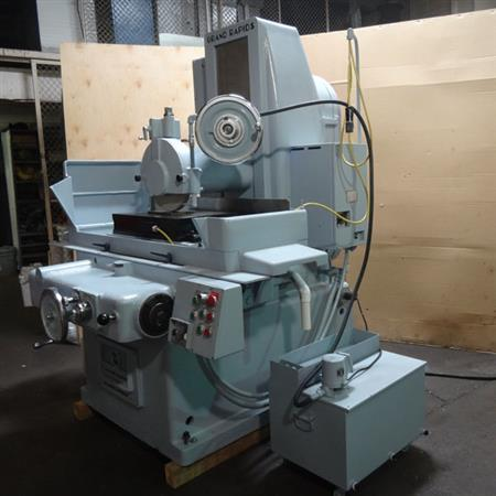 GALLMEYER LIVINGSTON GRAND RAPIDS 460 RECIPROCATING SURFACE GRINDER