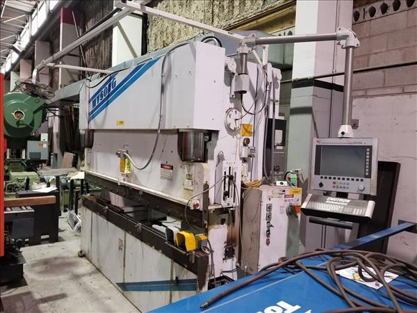 WYSONG THS100-120 HYDRAULIC CNC PRESS BRAKE