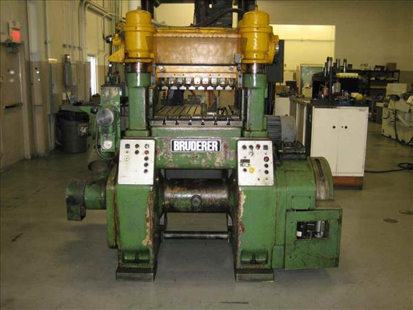 BRUDERER BSTA 75HL HIGH SPEED PRESS