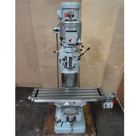 BRIDGEPORT SERIES 1 VERTICAL KNEE MILL