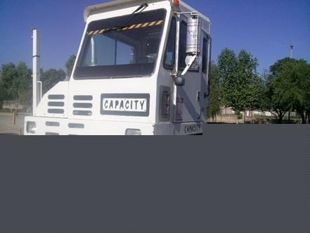 CAPACITY TJ-6500T DIESEL YARD SPOTTER TRUCK