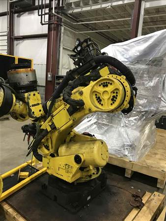 FANUC R2000-IA/165F 6-AXIS ROBOT