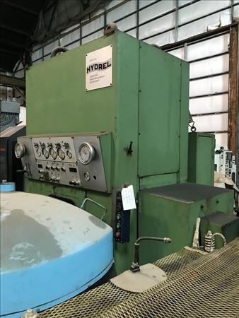 HYDREL HFP-250 FINE BLANKING PRESS