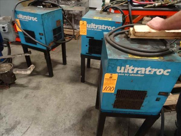 ULTRAFILTER SD0050-60 TYPE 437 AIR DRYERS, (3) AVAILABLE