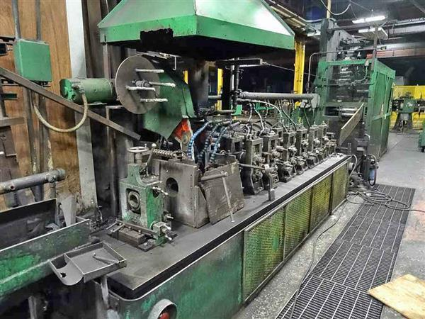 YODER W-20 TUBE MILL LINE
