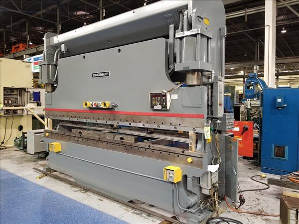 CINCINNATI 230CB X 12 CNC HYDRAULIC PRESS BRAKE