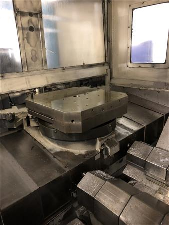 TOYODA FA630 CNC HORIZONTAL MACHINING CENTER, REBUILT IN 2018