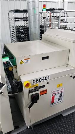 SPECIALTY COATING SYSTEMS CIRCUIT BOARD COATER AND CURE OVEN
